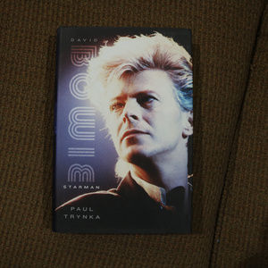 David Bowie Starman Book